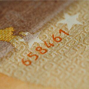 particolare banconota