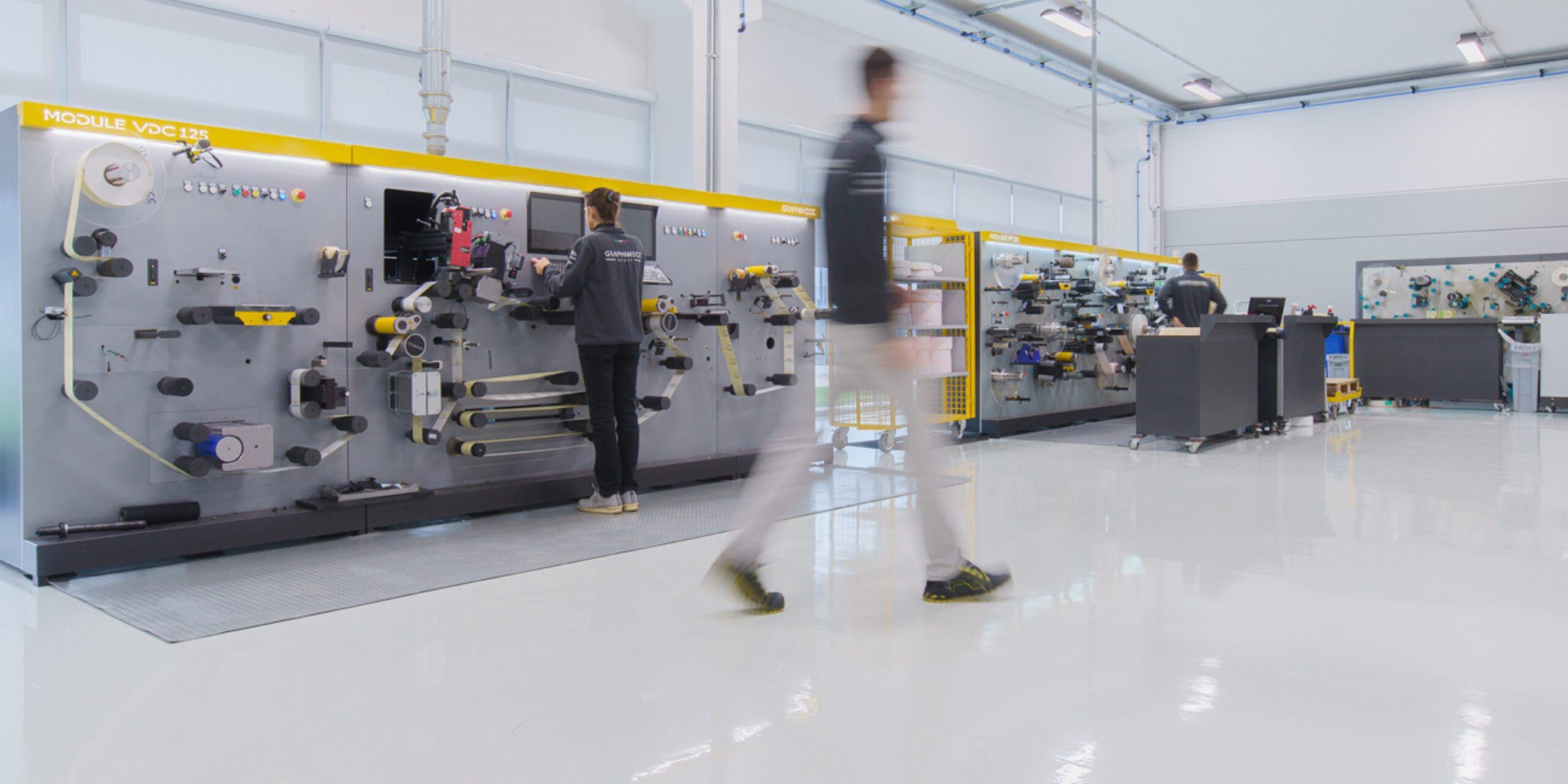 macchine graphimecc outsourcing