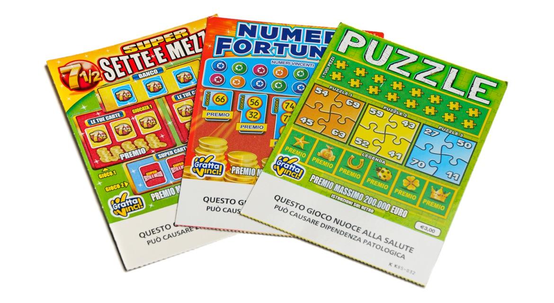 prodotti lottery graphimecc